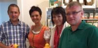 proLAA gratuliert zur heutigen Hanfshop-Eröffnung und zum gelungenen Straßenfest