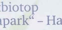 Zitat auf der Tafel im Thayapark