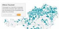 Gemeinden die ihre Finanzen veröffentlichen